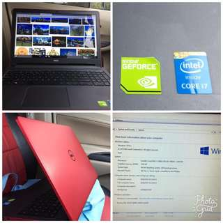 Dell Inspiron 15 5000 core i7 - 6 mos old. Good as new