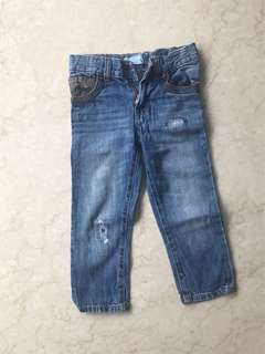 Baby Gap jeans authentic