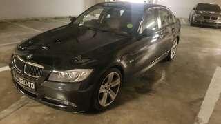 BMW 390 320i 2008 🇸🇬 Rm10k Siap Roadtax Msia 🇲🇾 Sg Scrap Amik Di Jb-Boleh Halalkan Tiada Masalah✅