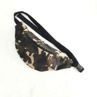 Waist Bag Motif Army