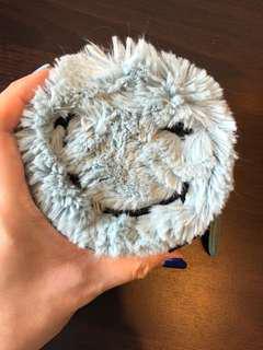 pull & bear smileyworld 毛毛散紙包