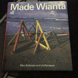 Art Book - Made Wianta by Universal Balinese Artist