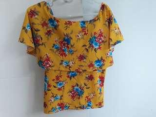 Nursing blouse