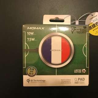Momax無線充電器