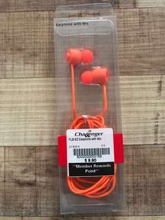 Earpiece with Mic