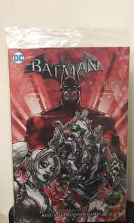 DC Batman: Arkham City Comic