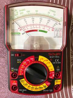 SD-AR SMT 55A Multimeter