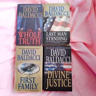 David Baldacci's ❤️