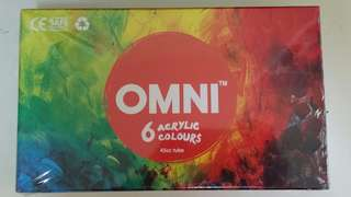 OMNI Acrylic Paint - SAVE Up to 15%!!