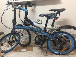 Garion Foldable Bike (New)