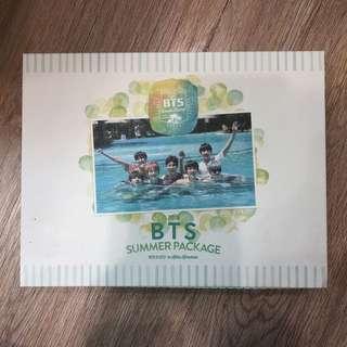 🚚 防彈少年團BTS 2017 SUMMER PACKAGE夏日寫真