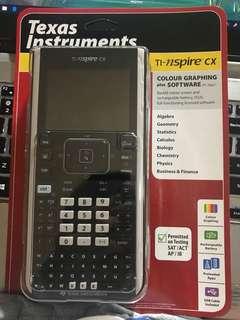 TI NSpire CX Calculator
