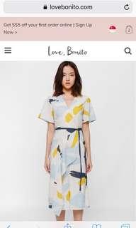 BN LB Priscelia Ruffle Jumpsuit Capsule Collection