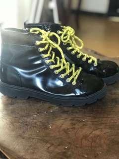 Zara shoes for a teenage boy