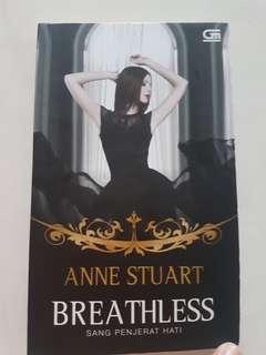 Novel dewasa breathless