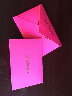 連卡佛gift card