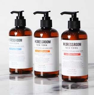 🍀W.Dressroom Moisturizing Perfume Hand Wash
