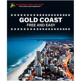 Gold Coast Australia Free and Easy Land Arrangement for 2 Persons