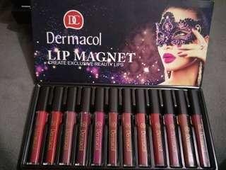 🚚 💄Dermacol Matte Lipstick Set💄
