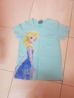 Frozen Elsa T Shirt