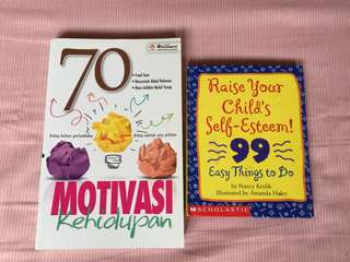 Motivational books to sell-2 units
