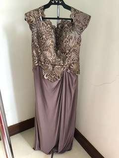 Customized Gown