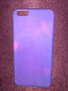Pink-Purple Case for iPhone 6s+