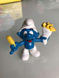 French Fries Smurf