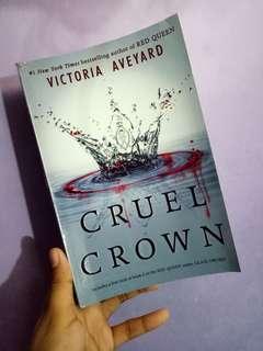 Cruel Crown Book