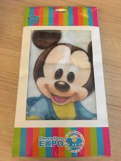 Disney Mickey Mouse towel gift