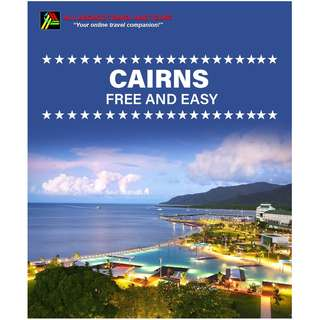 Cairns Free and Easy Land Arrangement for 2 Persons