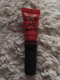 Maybelline color jolt matte