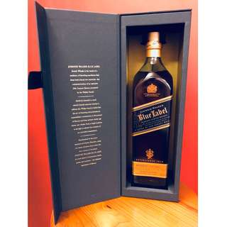 Johnnie Walker Blue Label 100cl Box Set