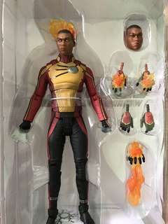 DC Collectibles Firestorm as seen in DCTV Flash and Legends of Tomorrow