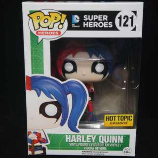 [HT Exclusive] Harley Quinn (New 52 - Suicide Squad) Funko pop