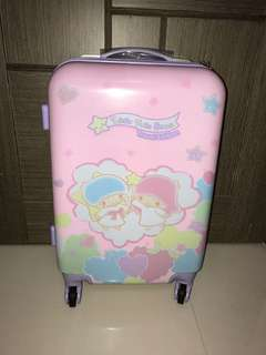 Little Twin Stars Luggage ~ Travel Edition  ~ Pink color