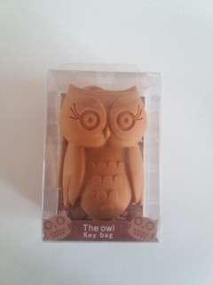 🚚 Owl Key Bag