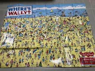 Wally 沙灘墊 野餐墊