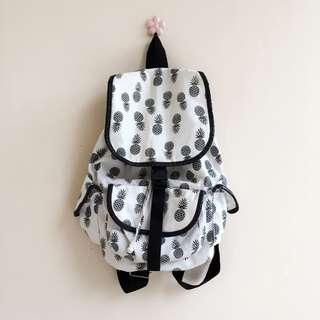 Penshoppe Pineapple Backpack