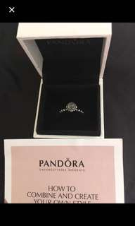 💯real pandora ring 🈹❤️😊大平買,有盒,祇SF到付。
