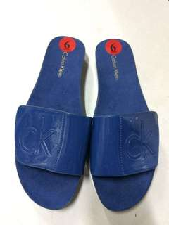 SOLD- Authentic Calvin Klein Sandals