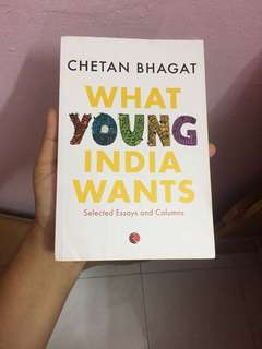 Chetan Bhagat - What Young India Wants