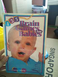 Brain games for babies