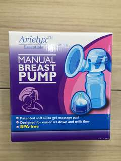 Arielyx Essentials Manual Breast Pump BP-A10