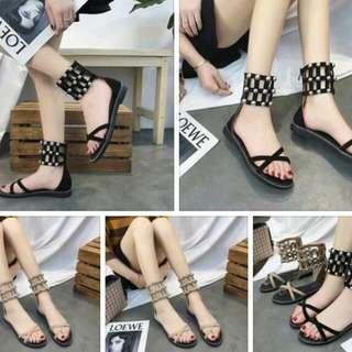SW: Ladies Sandals (Size 35-39)