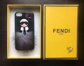 Fendi Case for Iphone 7