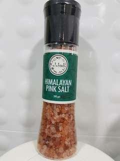 kulubadu himalayan pink salt 喜馬拉雅山粉紅岩鹽
