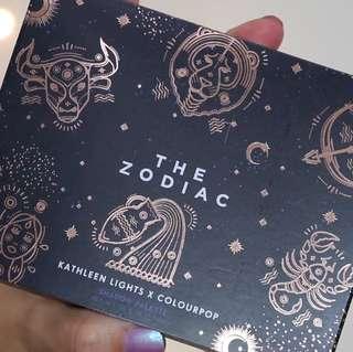 [RESERVED NOW💓] Colourpop Kathleenlights Zodiac Palette Preorder Po Spree