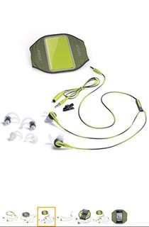 Bose in ear sports headphones