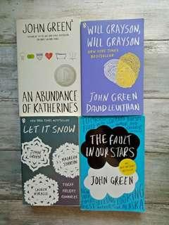 Buku John Green